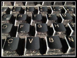 sonnenaufgang-auf-tastatur